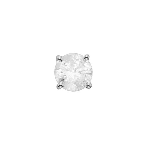 Diamond Stud Single Earring by Kohl's in Southpaw