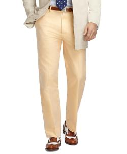 Madison Fit Americana Plain-Front Dress Trousers by Brooks Brothers in Horrible Bosses 2