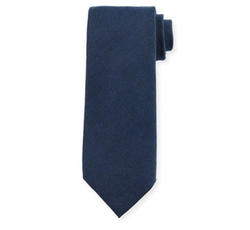 Solid Wool Tie by Tom Ford in Designated Survivor