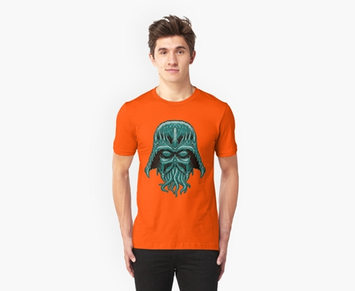Darth Vader Star Wars The Force Awakens Tee by Red Bubble in The Big Bang Theory - Season 9 Episode 11