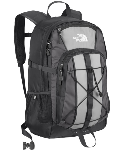 Heckler Backpack by The North Face in Paper Towns