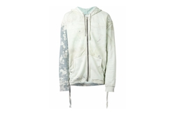 Tie Dye Zip Hoodie by Faith Connexion in Empire