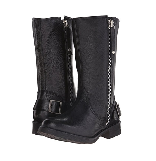 Baisley Zip Boots by Harley-Davidson in Fast 8