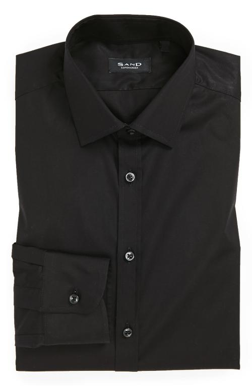Trim Fit Dress Shirt by Sand in Get On Up