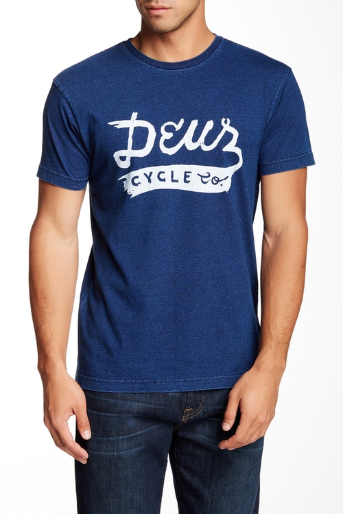 Levitate Tee by Deus Ex Machina in She's The Man