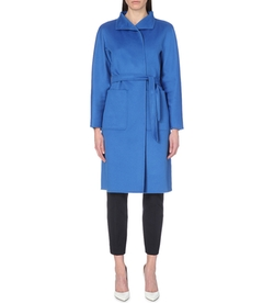 Lilia Cashmere Wrap Coat by Max Mara in Scandal