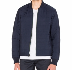 Evolution Bomber Jacket by Outerknown in Animal Kingdom