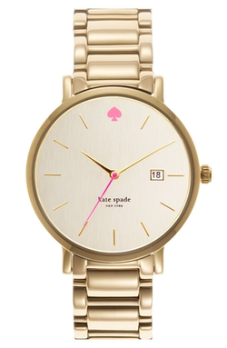 Gramercy Grand Bracelet Watch by Kate Spade New York in We Are Your Friends