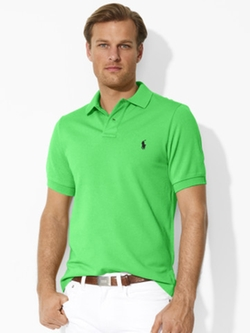 Classic-Fit Polo Shirt by Ralph Lauren in Ballers