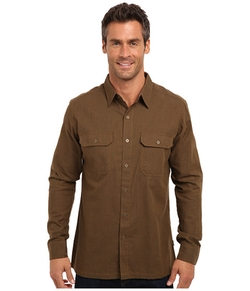 Phantom Chest Pocket Button Shirt by Kuhl in The Flash
