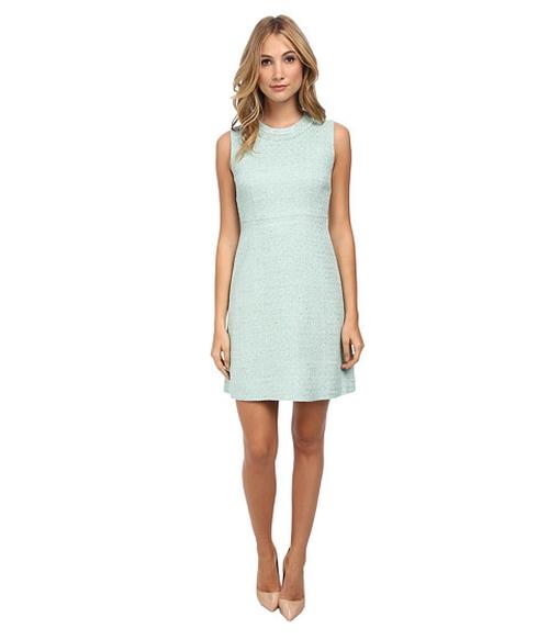 Sequin Tweed A Line Dress by Kate Spade New York in Scream Queens - Season 1 Episode 1