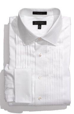Classic Fit Tuxedo Shirt by John W. Nordstrom in Sex and the City 2