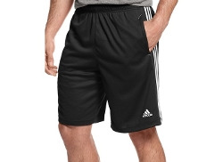 Climalite Essential Shorts by Adidas in Southpaw