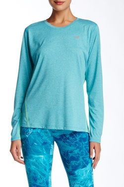 Long Sleeve Tee by New Balance in Modern Family