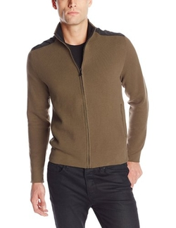 Men's Mahale Full-Zip Sweater by Victorinox in The Finest Hours