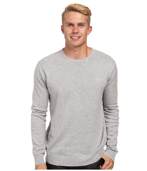 Sabotage Crew Neck Sweater by DC in Chronicle