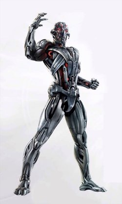 Ultron by Andy Park (Concept Artist) in Avengers: Age of Ultron
