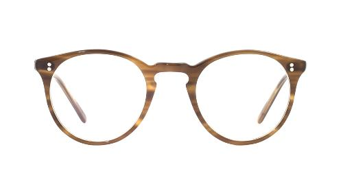 O'MALLEY RX Olive Tortoise by OLIVER PEOPLES in Transcendence