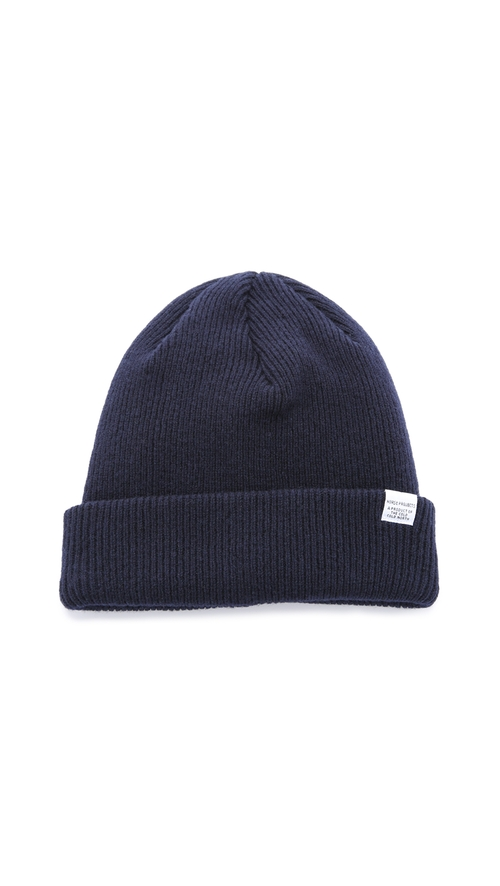 Norse Beanie Hat by Norse Projects in On Her Majesty's Secret Service