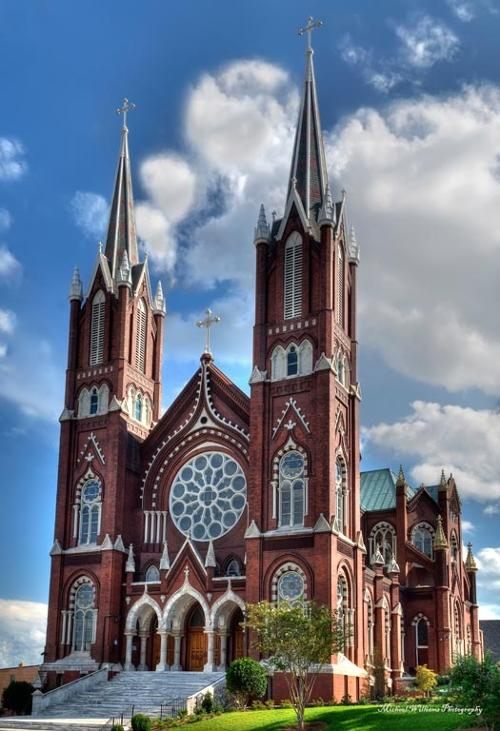 Saint Joseph's Catholic Church Macon, Georgia in Need for Speed