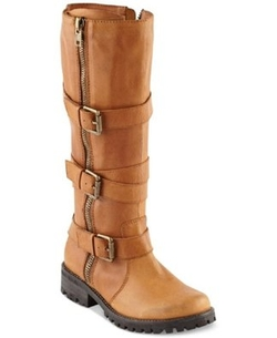 Antlova Tall Shaft Boots by Shellys London in Pitch Perfect 2