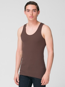 Rib Tank Top by American Apparel in Maze Runner: The Scorch Trials