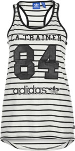 Numbers W Tank Top by Adidas in Dope