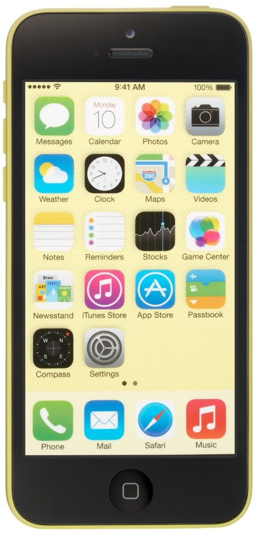 iPhone 5c by Apple in Neighbors