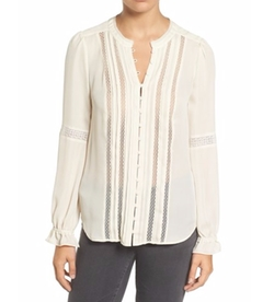 Annalise Silk Blouse by Paige in Lethal Weapon
