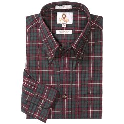 Multi-Check Sport Shirt by Viyella in McFarland, USA