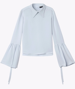 Bell Sleeve Blouse by Derek Lam in Empire