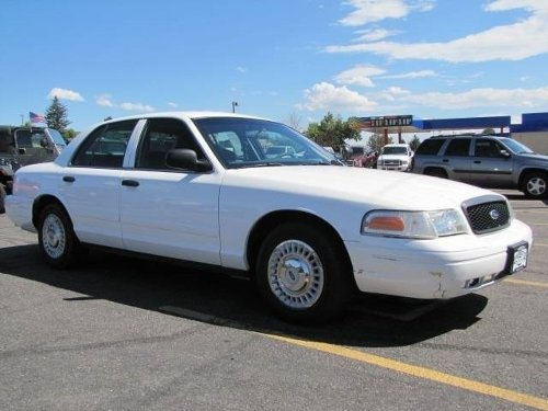 Crown Victoria Sedan by Ford in Hot Pursuit