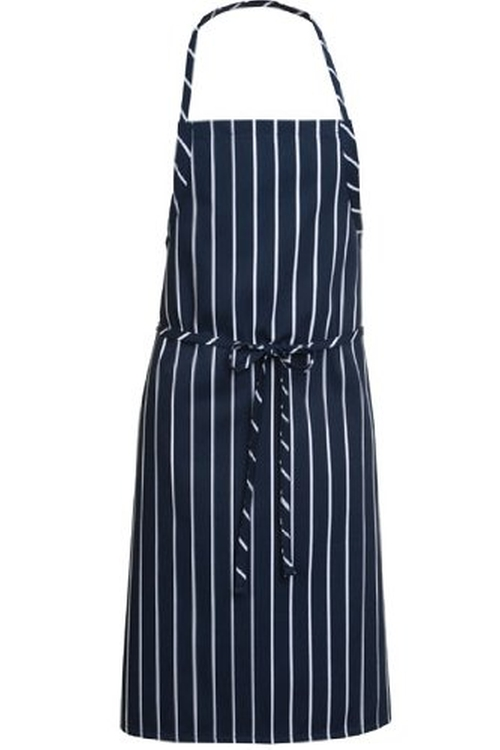 English Chef Apron by Chef Works in Burnt