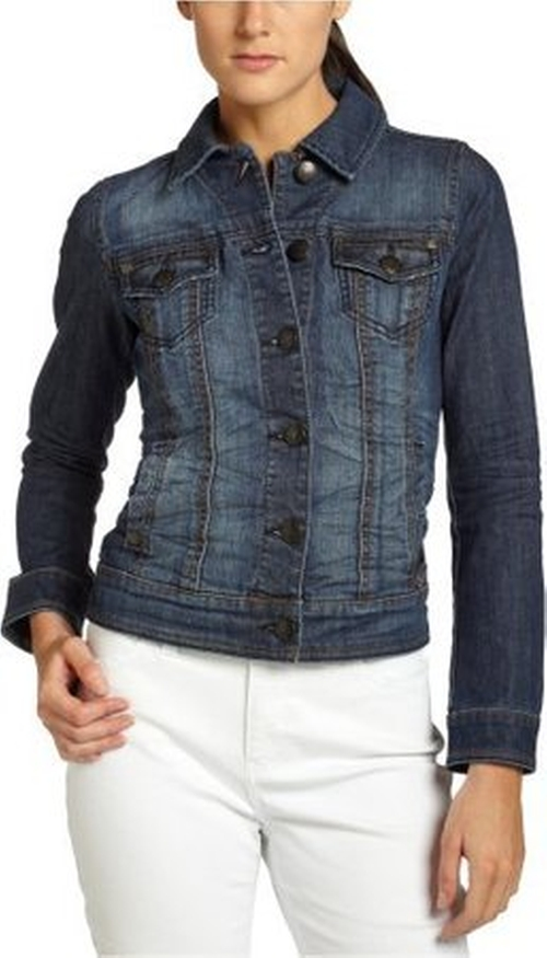 Denim Jacket by Esprit in Harry Potter and the Deathly Hallows: Part 2