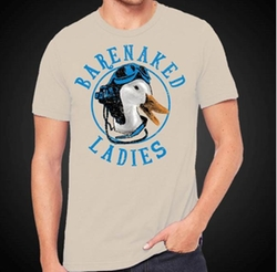 Fly Goose Tee by Barenaked Ladies in Supergirl
