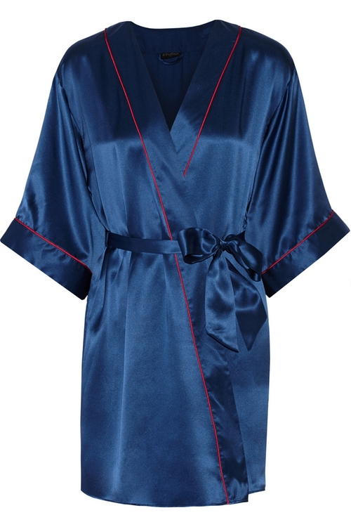 Silk Robe by La Perla in Jessica Jones
