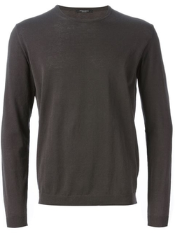 Crew Neck Sweater by Roberto Collina in Paper Towns