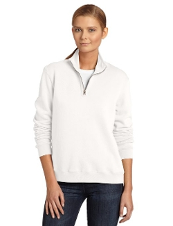 Terry Half Zip Zunnel Top by Mod-O-Doc in Before I Wake