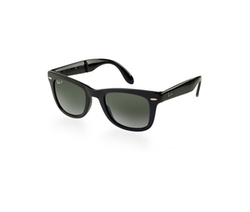 Folding Wayfarer Sunglasses by Ray-Ban in Ballers