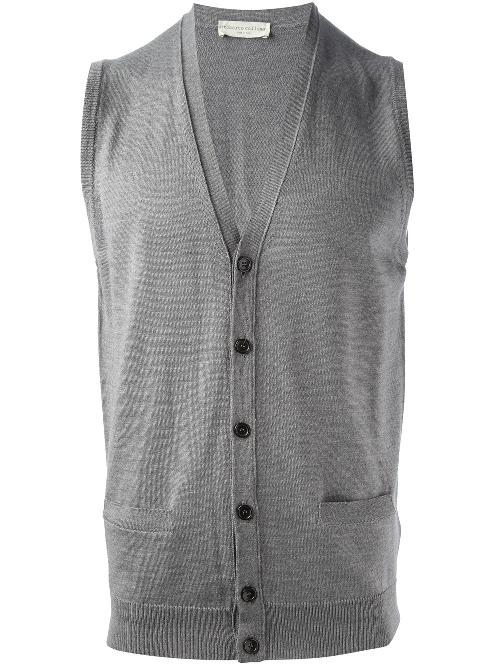 button up vest by ROBERTO COLLINA in Vampire Academy