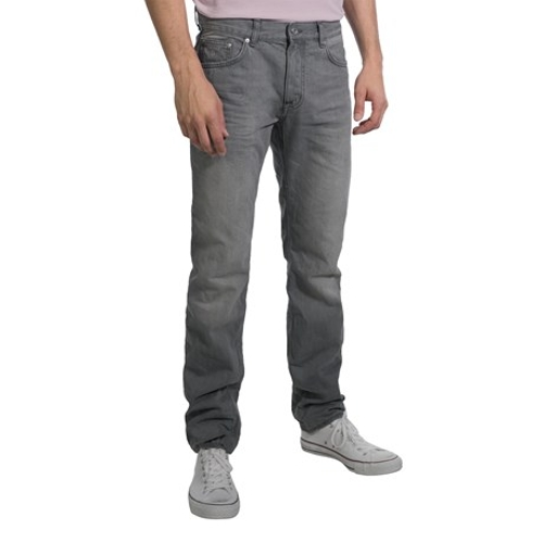 N.P. Grey Jeans by Gant in Dope