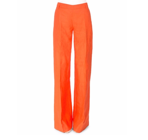 High-Waist Wide-Leg Pants by Altuzarra in The Boss