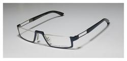 Half-rim Titanium Eyeglasses by Porsche Design in Bridge of Spies