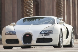 Veyron Coupe by Bugatti in Furious 7
