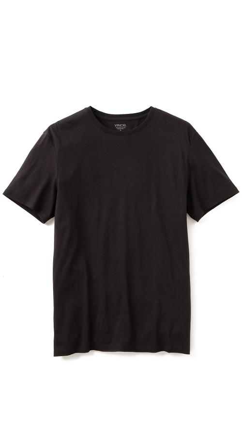 Crew Neck Tee by Vince in Ride Along