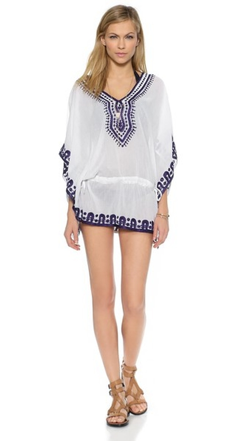 Sunshine Cover Up Tunic by Thayer in Inherent Vice