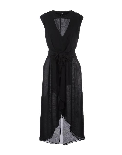 Knee-Length Dress by McQ Alexander McQueen in Unbroken