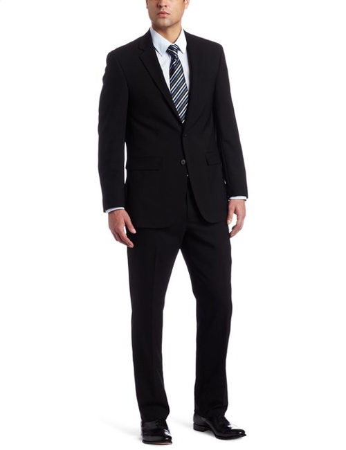 Men's Two-Piece Suit by Kenneth Cole New York in Black or White