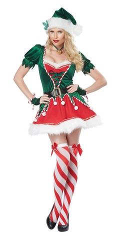 Santa's Helper Costume by California Costumes in Brooklyn Nine-Nine