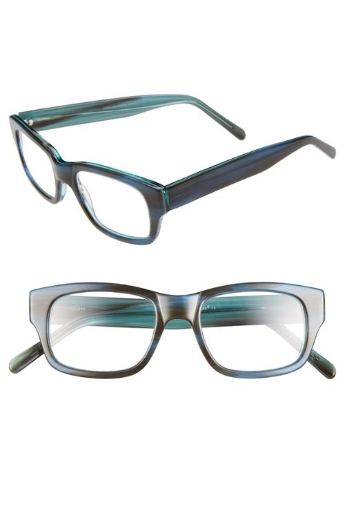 'Horizon' 49mm Reading Glasses by A.J. Morgan in Tammy